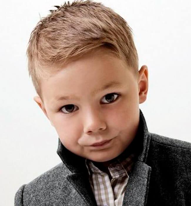 Стрижки для мальчика 2-3